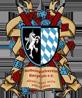 Logo des Rollenspielvereins Kurpfalz