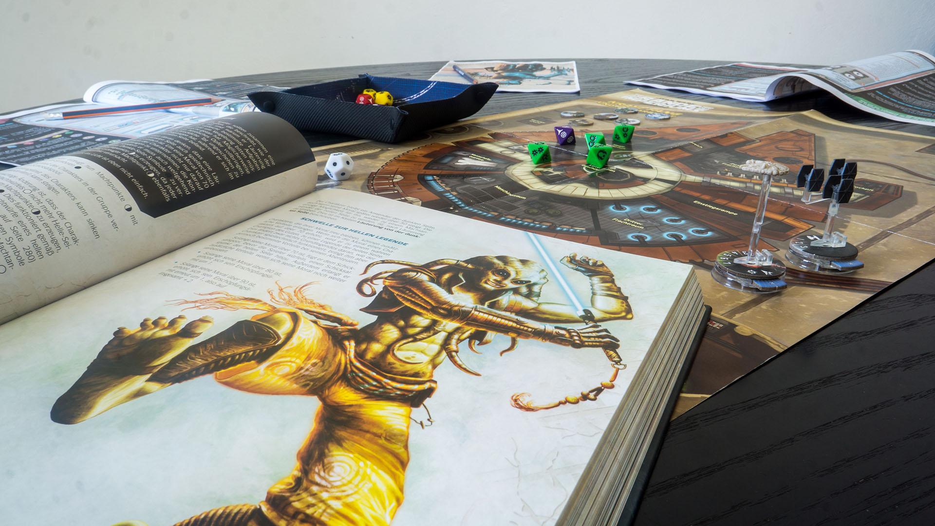 Star Wars - Tischrollenspiel