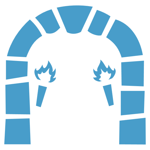 Dungeon gate icon